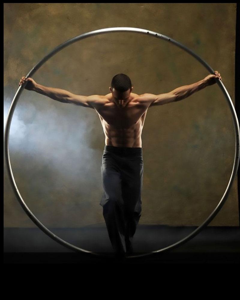 Bradley Henderson - Acrobat - Wooden Nickel Circus